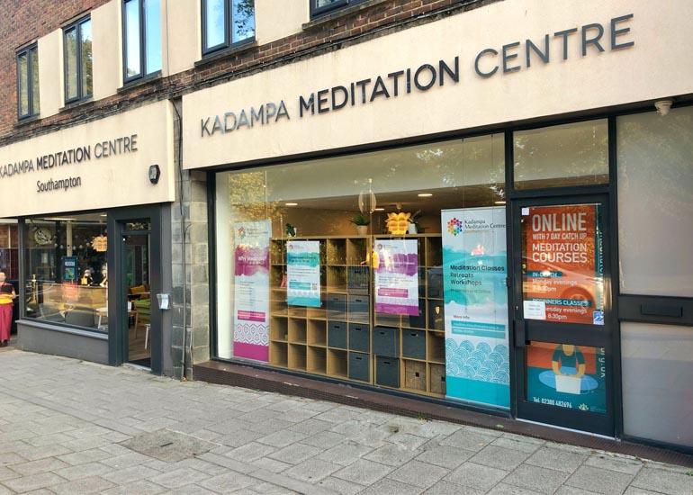 Kadampa Meditation Centre Southampton